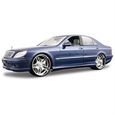 Maisto Maisto Mercedes-Benz S55 Amg 1:18 Renkli